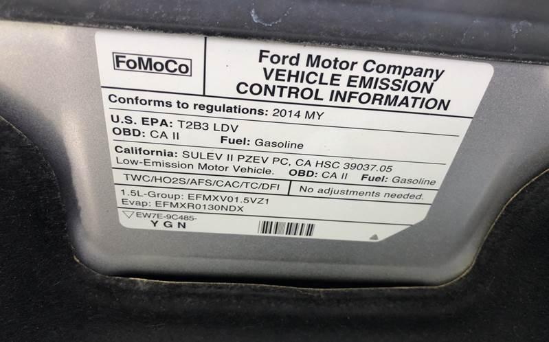 2014 Ford Fusion SE 4dr Sedan In Sullivan MO - Village Motors