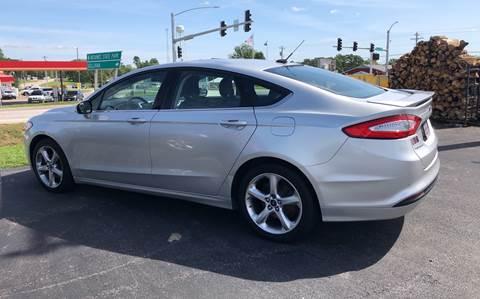 2014 Ford Fusion for sale in Sullivan, MO