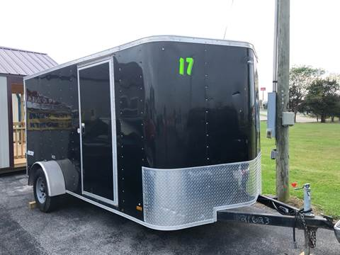 2017 Pace 12ft closed