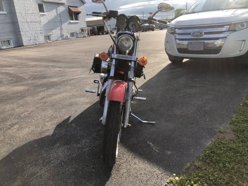 1985 Harley davidson Sporster 1000cc - Sullivan MO