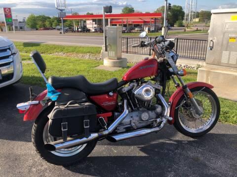 1985 Harley davidson Sporster