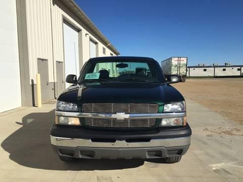 2004 Chevrolet Silverado 1500 for sale in Brookings, SD