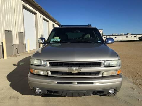 2004 Chevrolet Tahoe for sale in Brookings, SD