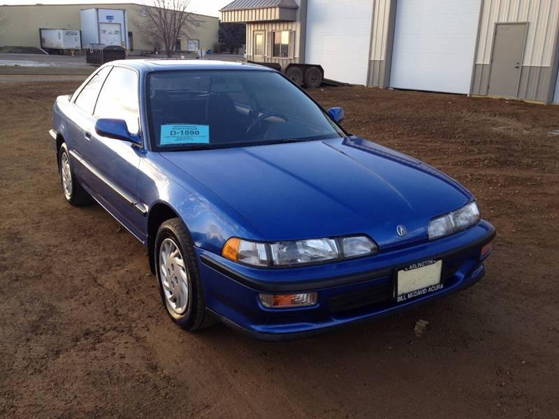 1992 Acura Integra LS 2dr Hatchback