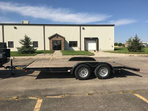 2018 Kaufman Car Trailer for sale in Brookings, SD
