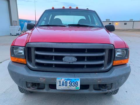 2000 Ford F-250 Super Duty for sale in Brookings, SD