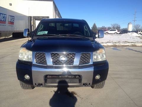 2006 Nissan Titan for sale in Brookings, SD