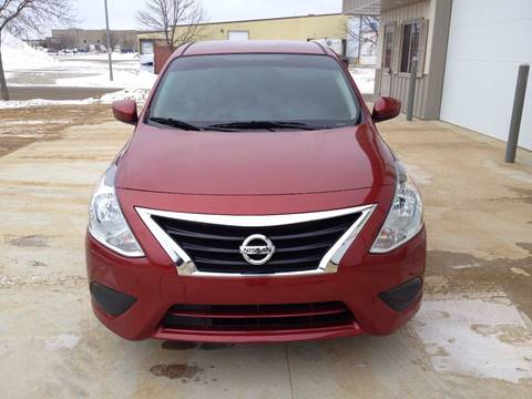 2016 Nissan Versa for sale in Brookings, SD