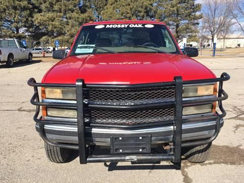 2000 Chevrolet C/K 3500 Series for sale in Brookings, SD