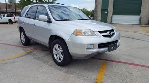 2005 Acura MDX for sale in Dallas, TX