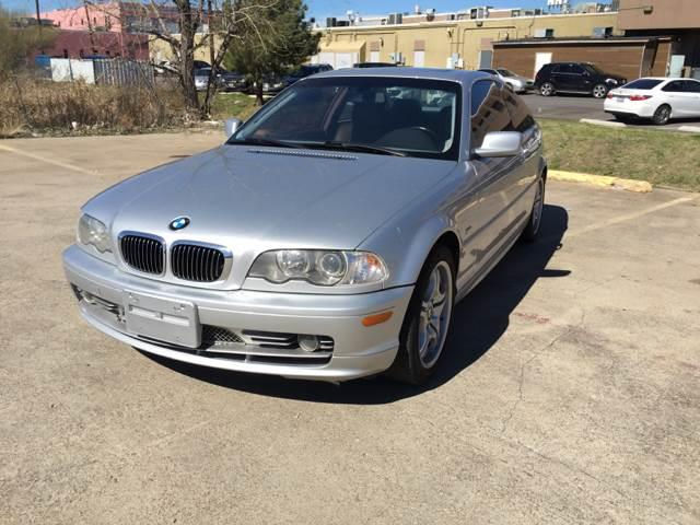 2002 Bmw 3 Series 330Ci 2dr Coupe In Dallas TX - J & J Auto Group