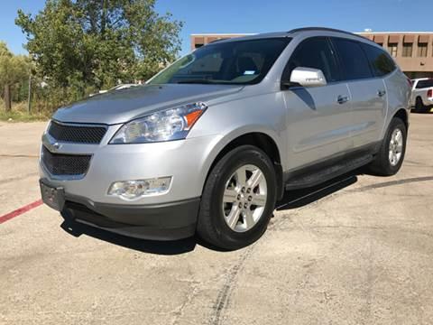 2012 Chevrolet Traverse for sale in Dallas, TX