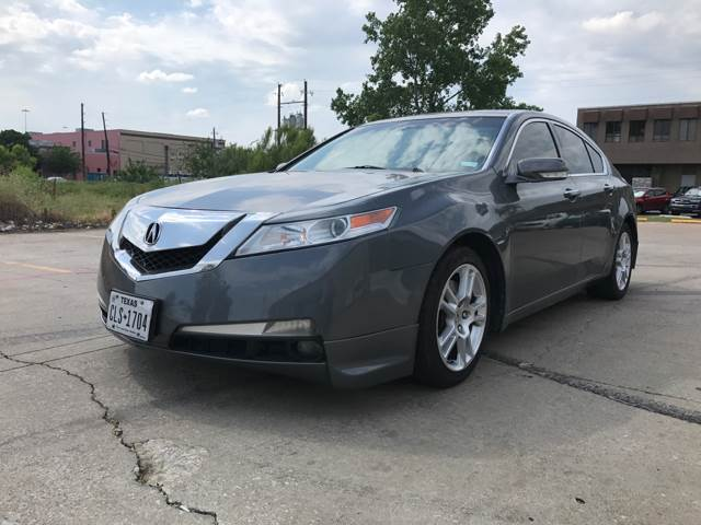 2010 acura tl 4dr sedan w technology package in dallas tx j j auto group. Black Bedroom Furniture Sets. Home Design Ideas