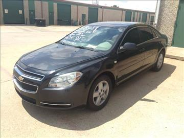 2008 Chevrolet Malibu for sale in Dallas, TX