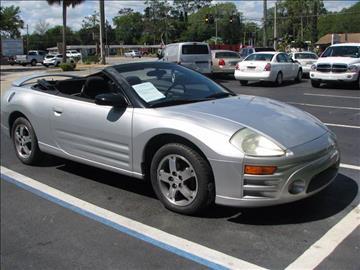 2003 Mitsubishi Eclipse Spyder for sale in New Smyrna Beach, FL