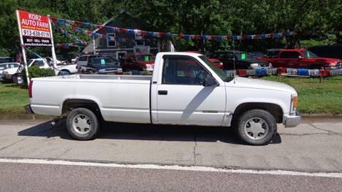 1996 GMC Sierra 1500 for sale in Kansas City, KS