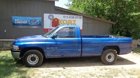 1994 Dodge Ram Pickup 1500 for sale in Kansas City, KS