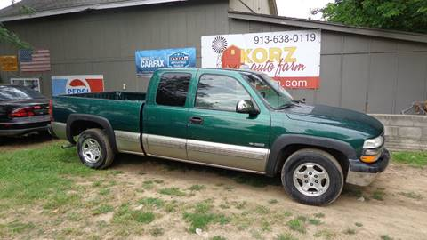 2000 Chevrolet Silverado 1500 for sale in Kansas City, KS