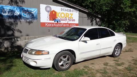 2001 Pontiac Bonneville for sale in Kansas City, KS