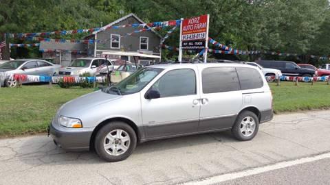 2002 Mercury Villager for sale in Kansas City, KS