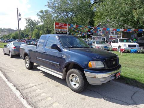 2002 Ford F-150 for sale in Kansas City, KS
