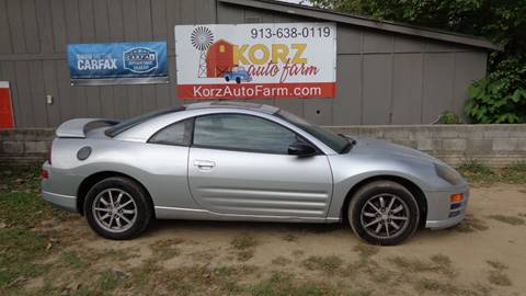 2002 Mitsubishi Eclipse for sale in Kansas City, KS