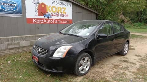 2007 Nissan Sentra for sale in Kansas City, KS