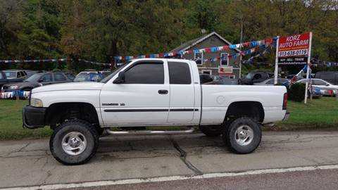 2001 Dodge Ram Pickup 1500 for sale in Kansas City, KS