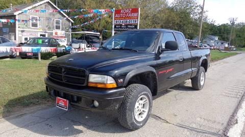 1998 Dodge Dakota for sale in Kansas City, KS