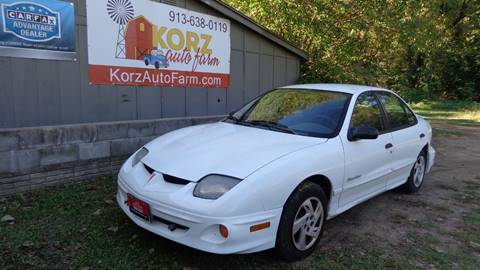 2000 Pontiac Sunfire for sale in Kansas City, KS