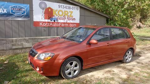 2009 Kia Spectra for sale in Kansas City, KS