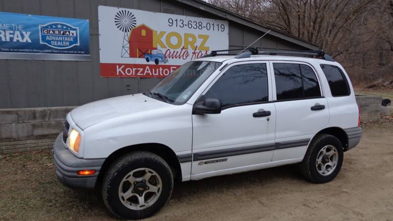 Chevrolet Tracker WD Dr SUV In Kansas City KS Korz Auto Farm - Kansas city chevrolet dealer