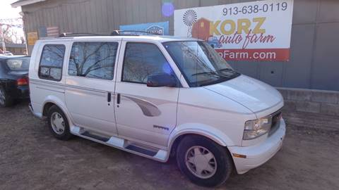 1999 GMC Safari for sale in Kansas City, KS