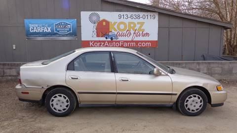 1994 honda accord for sale carsforsale com rh carsforsale com 1997 Honda Accord 1997 Honda Accord