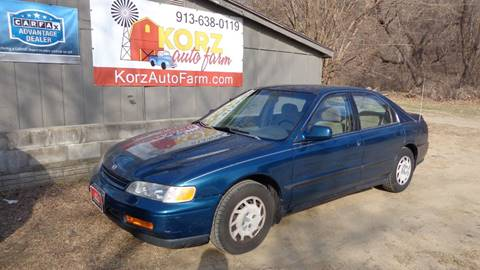 1994 Honda Accord For Sale In Kansas City, KS