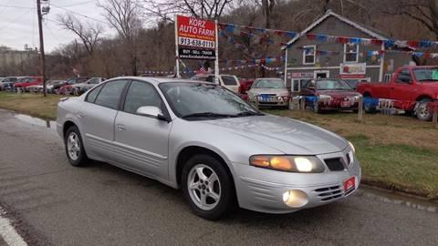 Pontiac bonneville for sale carsforsale 2000 pontiac bonneville for sale in kansas city ks publicscrutiny Images
