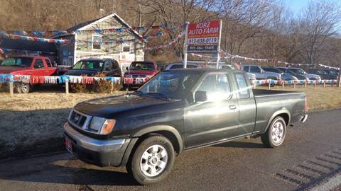 Used 1998 Nissan Frontier For Sale Carsforsale Com