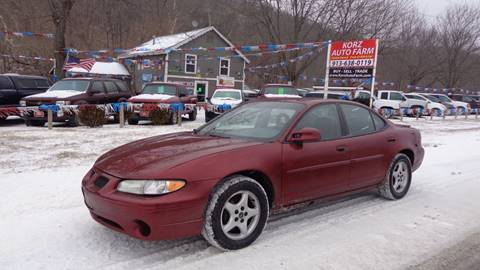 2001 Pontiac Grand Prix for sale in Kansas City, KS