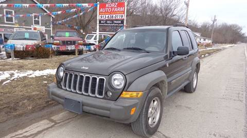 2006 Jeep Liberty for sale in Kansas City, KS