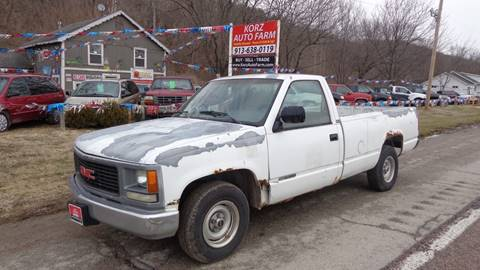 1994 GMC Sierra 1500 for sale in Kansas City, KS