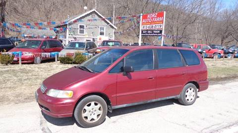 1996 Honda Odyssey for sale in Kansas City, KS