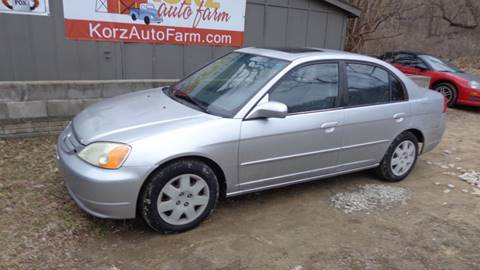 2001 Honda Civic for sale in Kansas City, KS