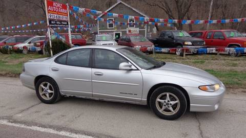2003 Pontiac Grand Prix for sale in Kansas City, KS