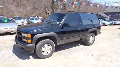 Everett Chevrolet Springdale Ar >> 1994 Chevrolet Blazer For Sale In Kansas City Ks