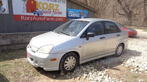 2002 Suzuki Aerio for sale in Kansas City, KS