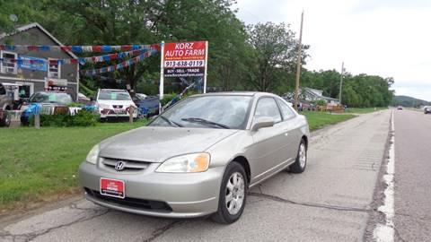 Honda Kansas City >> Honda Civic For Sale In Kansas City Ks Korz Auto Farm