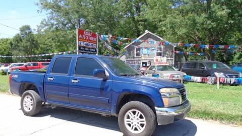 2010 GMC Canyon for sale at Korz Auto Farm in Kansas City KS