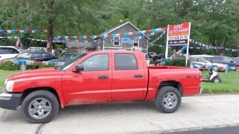 2005 Dodge Dakota for sale at Korz Auto Farm in Kansas City KS