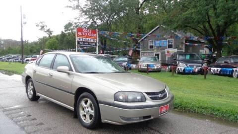 2003 Chevrolet Impala for sale in Kansas City, KS