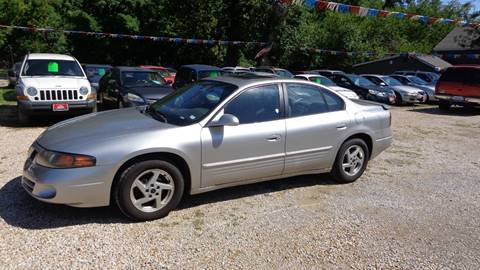 2005 Pontiac Bonneville for sale in Kansas City, KS